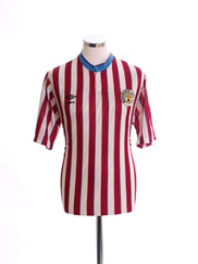 1988-90 Manchester City Away Shirt M