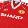 1988-90 Manchester United adidas Home Shirt XL
