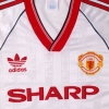 1988-90 Manchester United Away Shirt L