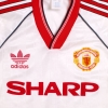 1988-90 Manchester United Away Shirt S
