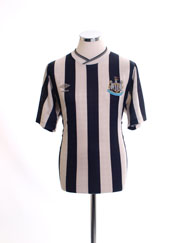 1988-90 Newcastle Home Shirt L