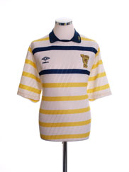 1988-91 Scotland Away Shirt XL