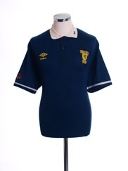 1988-91 Scotland Home Shirt L