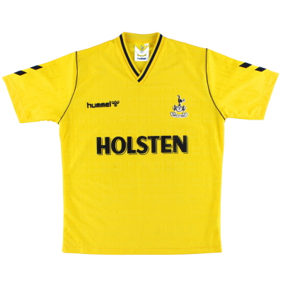1988-91 Tottenham Hummel Away Shirt *Mint* XL
