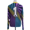 1989-90 Erima Goalkeeper Shirt #1 XL