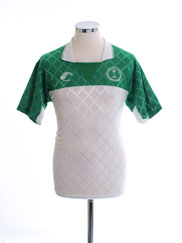1989-90 Saudi Arabia Home Shirt L