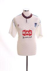 1989-90 West Ham Away Shirt M