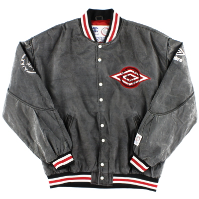 1989-91 Ajax Bomber Jacket *Mint* XL