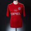 1989-91 Bayern Munich Home Shirt #9 L