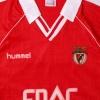 1989-91 Benfica Home Shirt L