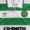 1989-91 Celtic Home Shirt M