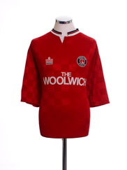 1989-91 Charlton Home Shirt XL