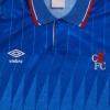 1989-91 Chelsea Home Shirt M