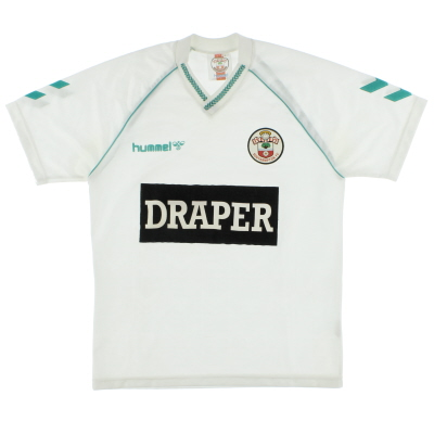 1989-91 Southampton Away Shirt L