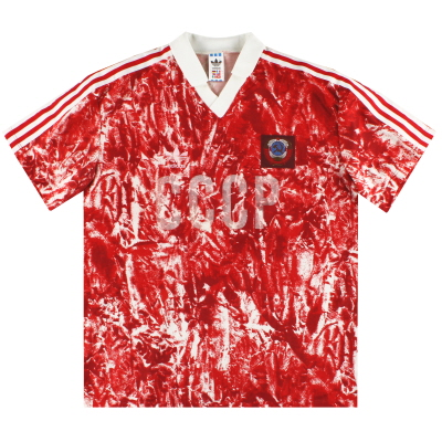 1989-91 Soviet Union Home Shirt L