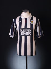 1989-91 St Mirren Home Shirt M