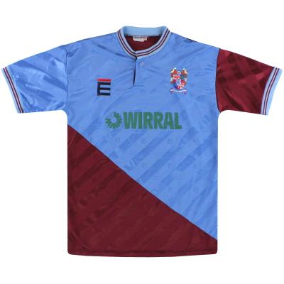 1989-91 Tranmere Rovers Away Shirt M