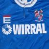 1989-91 Tranmere Rovers Third Shirt S