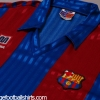 1989-92 Barcelona Home Shirt XS