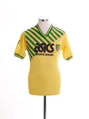 1989-92 Norwich City Home Shirt S