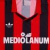 1990-91 AC Milan Home Shirt XL