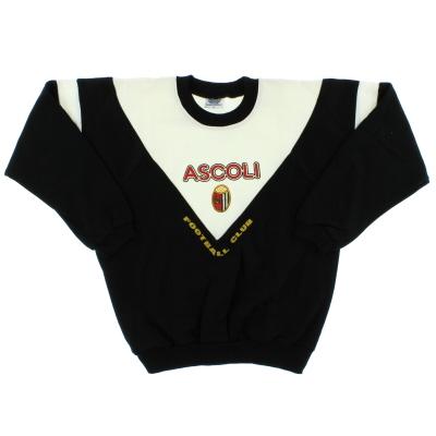 1990-91 Ascoli Sweatshirt M