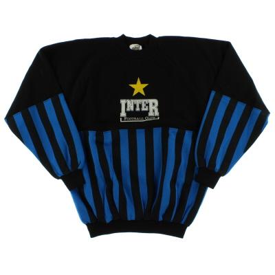 1990-91 Inter Milan Training Jumper S