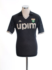 1990-91 Juventus Away Shirt S