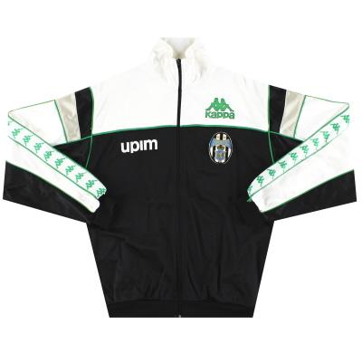1990-91 Juventus Kappa Track Jacket M