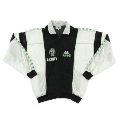 1990-91 Juventus Kappa Track Top M