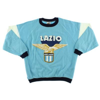 1990-91 Lazio Sweatshirt M