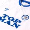 1990-91 Leeds Home Shirt S