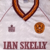 1990-91 Motherwell Away Shirt M