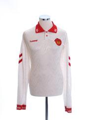 1990-91 Rohda Raalte Away Shirt L/S XXL