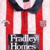 1990-91 Stoke City Home Shirt L
