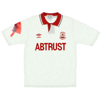 1990-92 Aberdeen Away Shirt *BNIB*