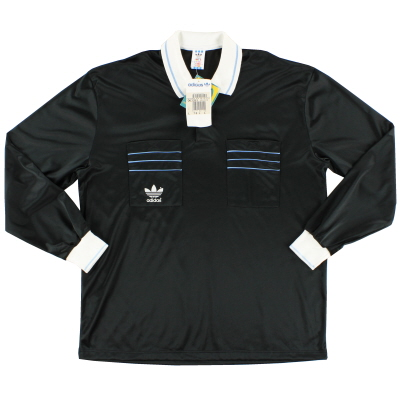 1990-92 adidas Referee Shirt *w/tags* XL