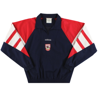 1990-92 Arsenal adidas Track Top M