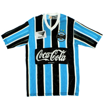 1990-92 Gremio Home Shirt L