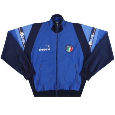 1990-92 Italy Diadora Track Jacket XXL