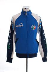 1990-92 Italy Track Jacket XXL
