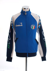 1990-92 Italy Track Jacket M
