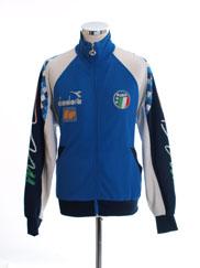1990-92 Italy Track Jacket XL