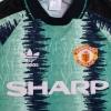 1990-92 Manchester United Goalkeeper Shirt S