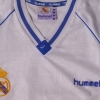 1990-92 Real Madrid Home Shirt XXL