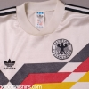 1990-92 West Germany Match Issue Home Shirt #5 L