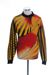 1990-94 adidas Goalkeeper Shirt #1 XL