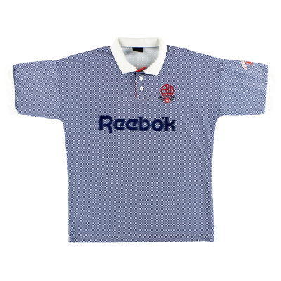 1990-93 Bolton Matchwinner Away Shirt