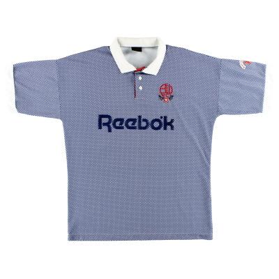 1990-93 Bolton Matchwinner Away Shirt L