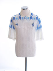 1990-93 Dynamo Moscow Home Shirt L